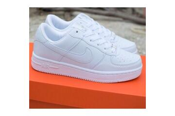 GIÀY THỂ THAO AIR FORCE ONE ALL WHITE NAM/NỮ